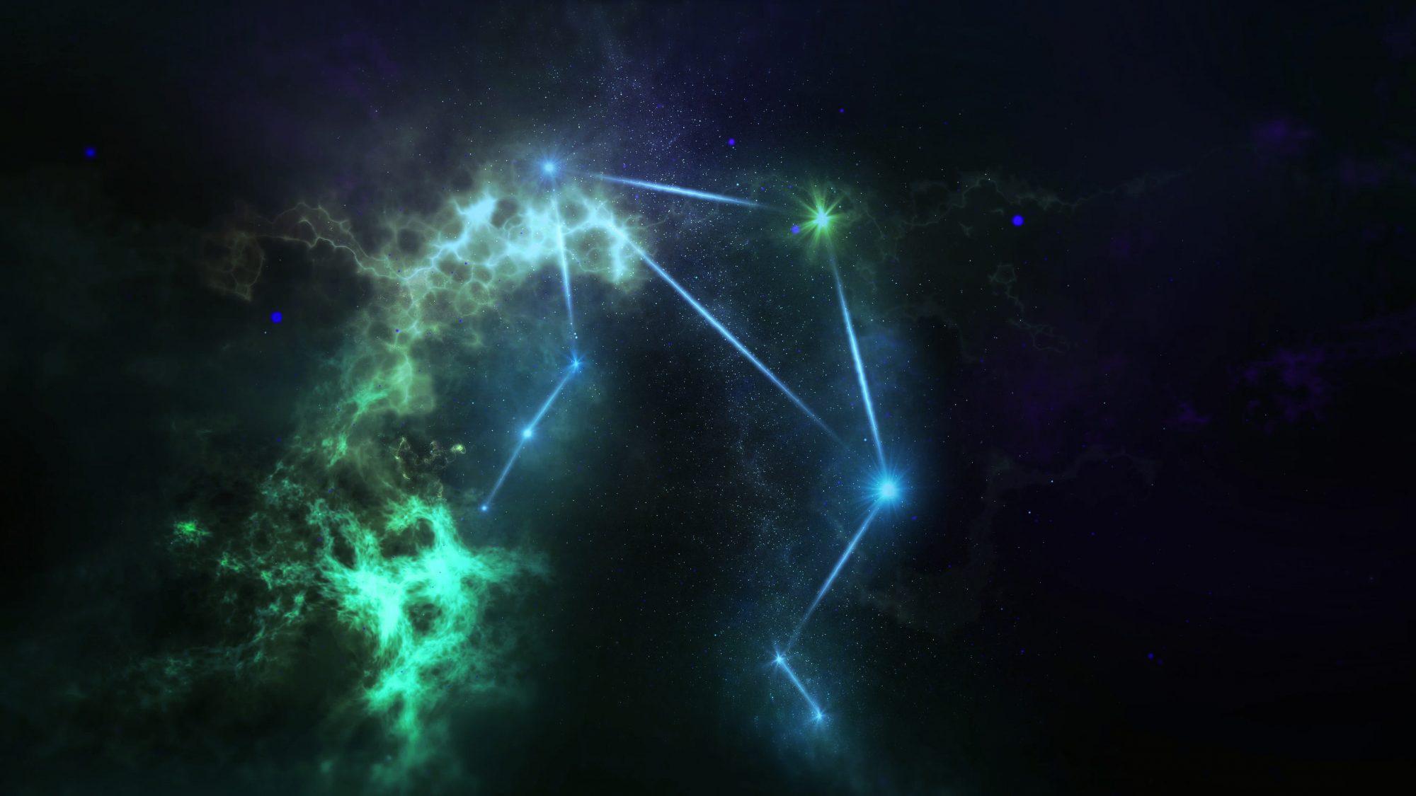 Созвездие водолея картинки фото
